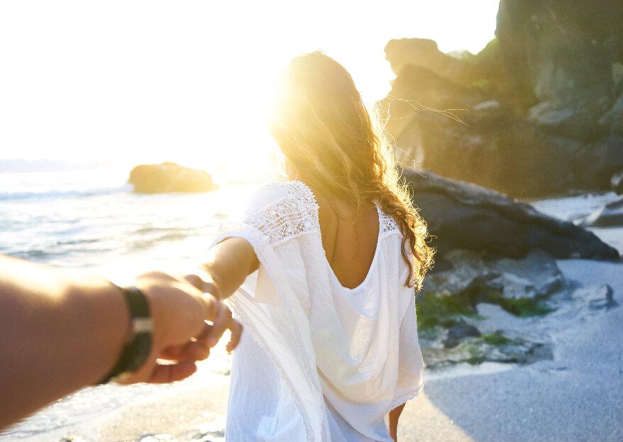 Dónde y cuándo viajar según el mes de tu luna de miel: ¡te contamos!