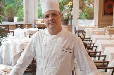 Conociendo a… Miguel de la Fuente, chef ejecutivo del Hotel InterContinental Madrid