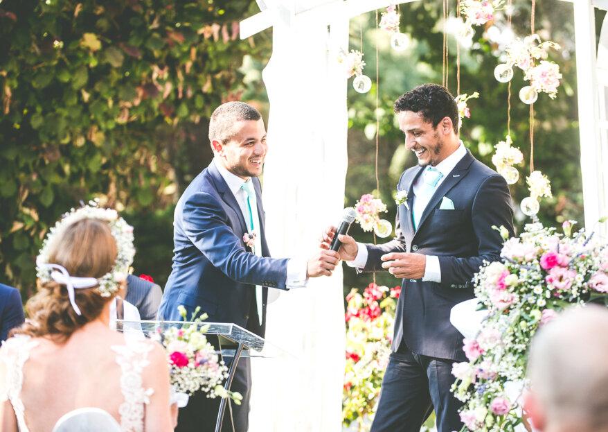 Cómo hacer el discurso de matrimonio: ¡palabras para vivir el brindis perfecto!