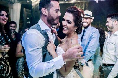 As 10 melhores bandas de casamento no Rio de Janeiro: prepara-se para dançar MUITO!