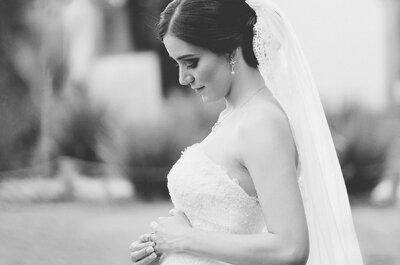 5 puntos clave para vivir relajada durante la planeación de la boda