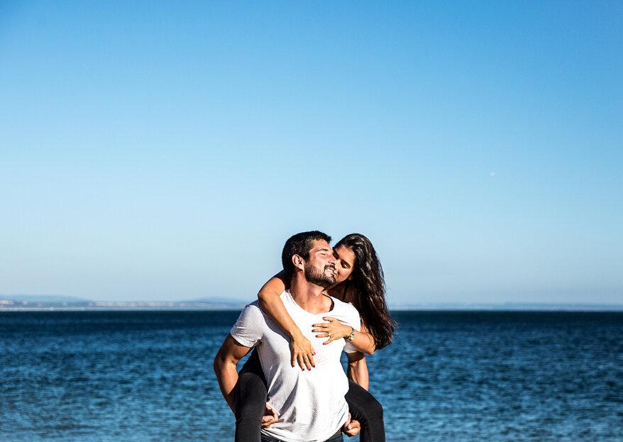Como organizar uma pequena viagem surpresa no vosso aniversário de casamento