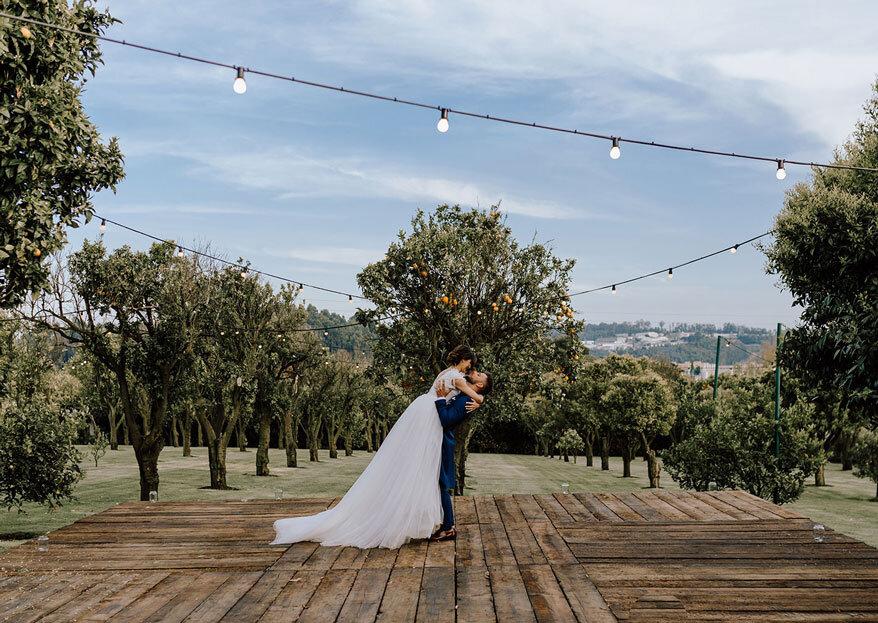 Quinta da Quintã: glamour e elegância num espaço versátil e pronto para concretizar o seu casamento de sonho