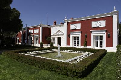 La Quinta de La Muñoza: el escenario ideal para celebrar una boda única