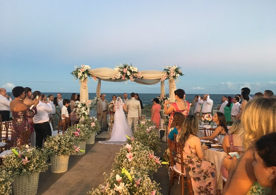 Pousada A Capela: destination wedding de frente para o mar em um paraíso baiano, sem abrir mão do conforto e com muita personalidade