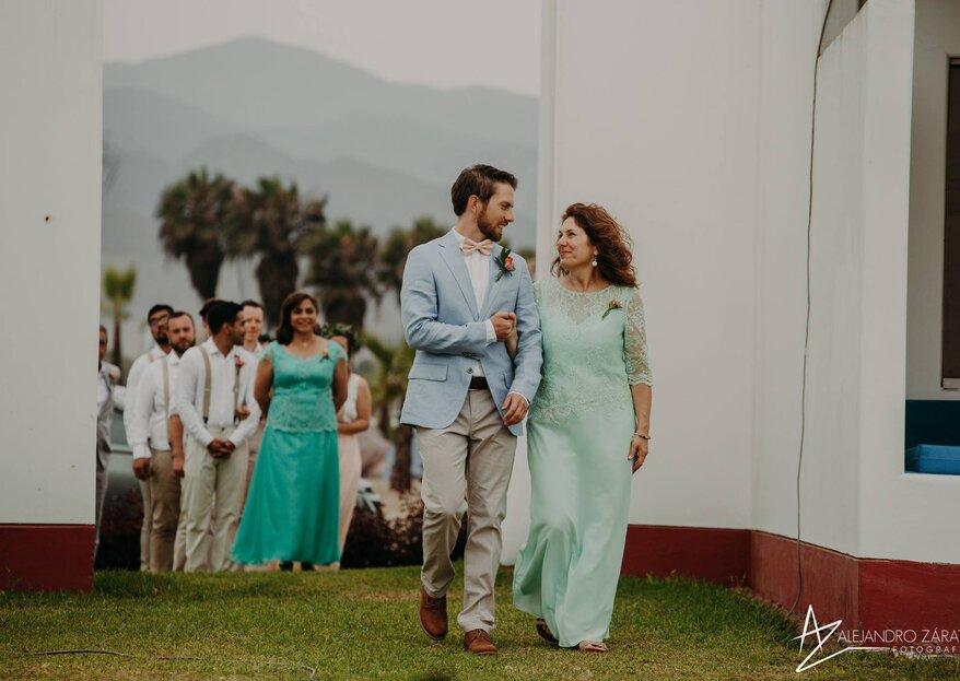 El rincón de Las Adrianas Madrinas: ¡el mejor diseño para acompañar al altar!