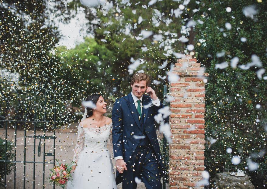 David Morales, la conjunción de arte y naturalidad que necesitas para las fotos de tu boda
