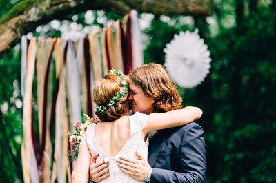 8 pasos que debes de llevar a cabo antes de comprarte tu vestido de novia