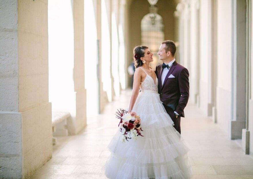 Scarantino Events : Donnez un esprit Dolce Vita à votre mariage grâce à la pétillante Marion !