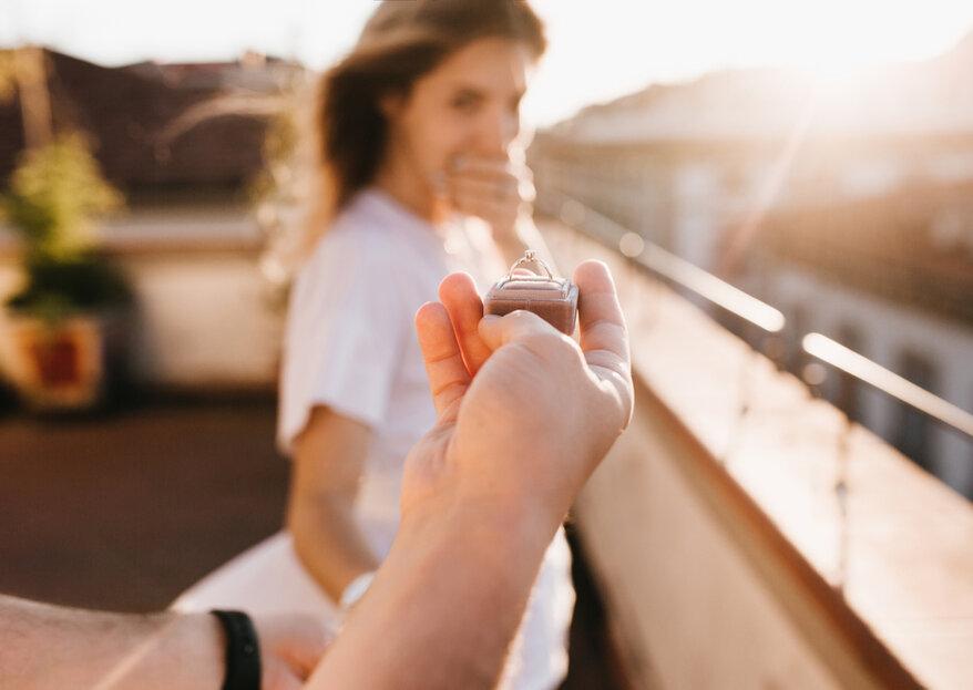 Verlobungsringe in allen Farben & Formen – Welcher passt zu Ihnen?