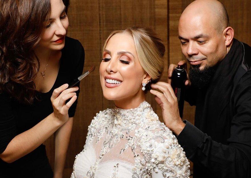 Os 8 melhores salões de beleza para noivas em São Paulo: escolha já o seu!