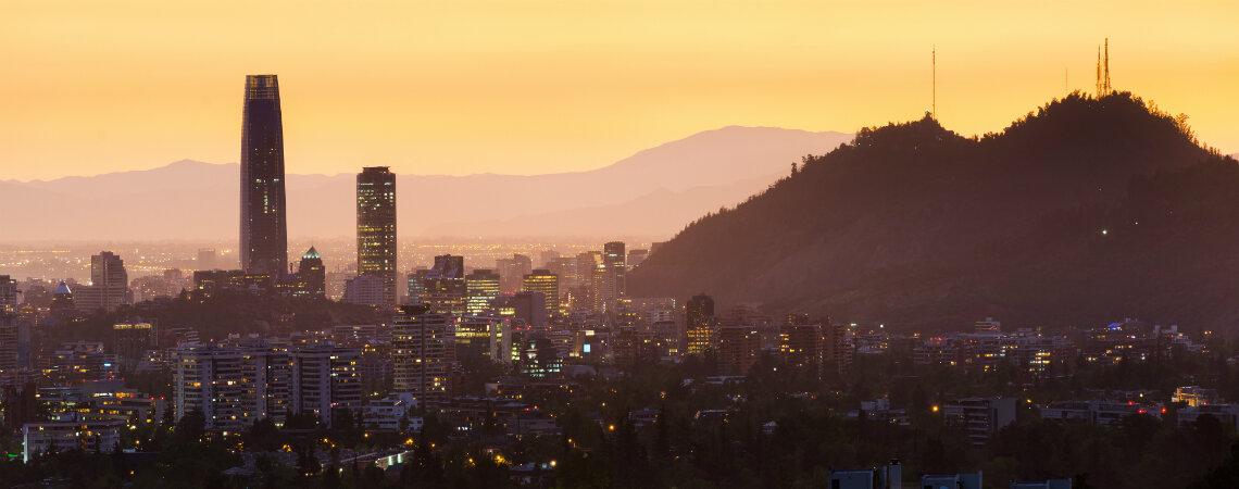 Los 10 lugares más románticos de Santiago para salir a pololear