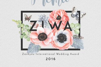 Premiados en los ZIWA 2016 a nivel nacional