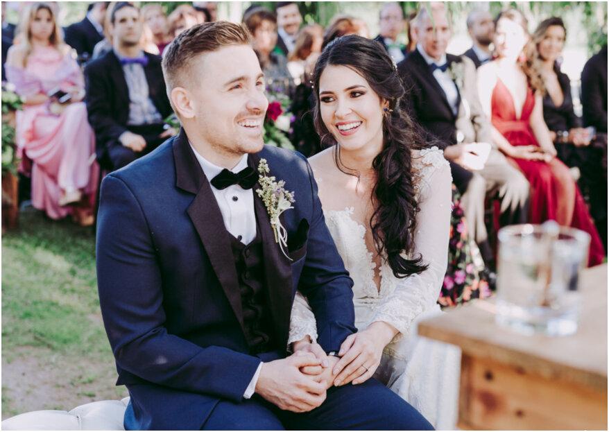 5 características que compartes con tu pareja y pronostican un matrimonio feliz