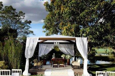 Os 10 melhores locais para casamento de Brasília: do clássico ao mais moderno!