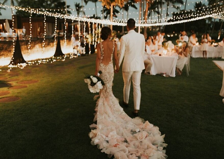Quanti sono i fornitori necessari ad organizzare il matrimonio dei tuoi sogni?
