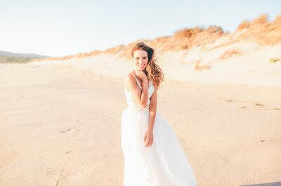 Como conseguir o bronzeado perfeito para o seu casamento: 6 conselhos essenciais