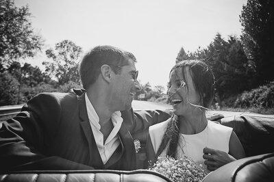 Anne-Sophie et Vincent : un mariage champêtre chic plein de DIY à La Baule !
