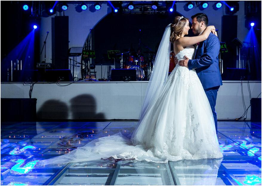 Gabriela y Jorge: una boda inolvidable en la hermosa capilla Cajicá