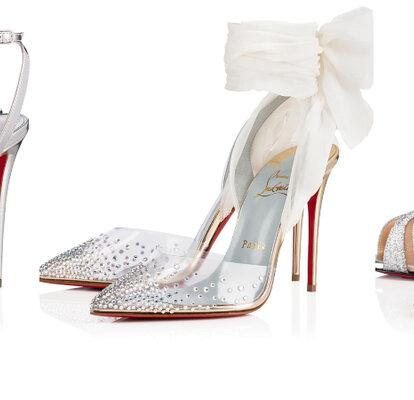 como serch 2019 profesional reputación primero Más de 45 zapatos de novia Christian Louboutin 2019. ¡Luce ...