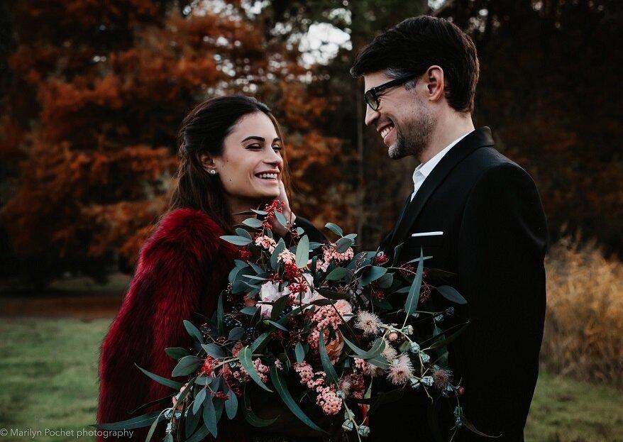 Inspirez-vous de ce mariage bohème chic en automne mis en scène par Hayden Events
