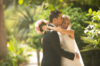 Almas gemelas: la boda de Mar y Javi