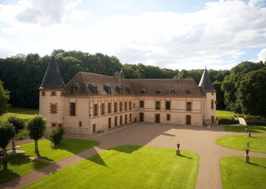 Château de Chevillon : un cadre historique et naturel pour votre jour J