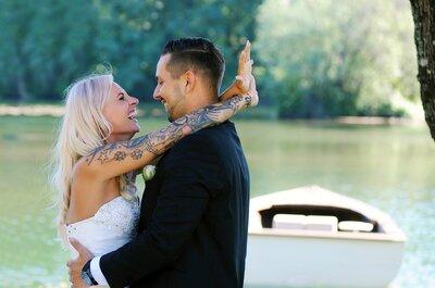 O abecedário do casamento: venham descobri-lo, letra por letra!
