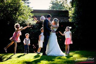 Come vestire i bambini ad un matrimonio? Ecco i consigli utili a scegliere l'abito perfetto!