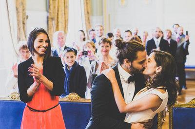 Témoins de mariage ? 4 rôles que vous allez devoir tenir !