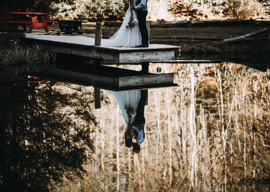 Traumhafte Hochzeitslocations am Wasser: Heiraten am See oder Fluss