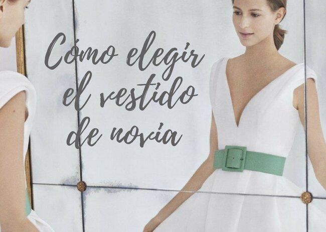 Cómo elegir el vestido de novia perfecto en cinco pasos. ¡Encuentra el mejor  diseño! 1d1d389cfec1