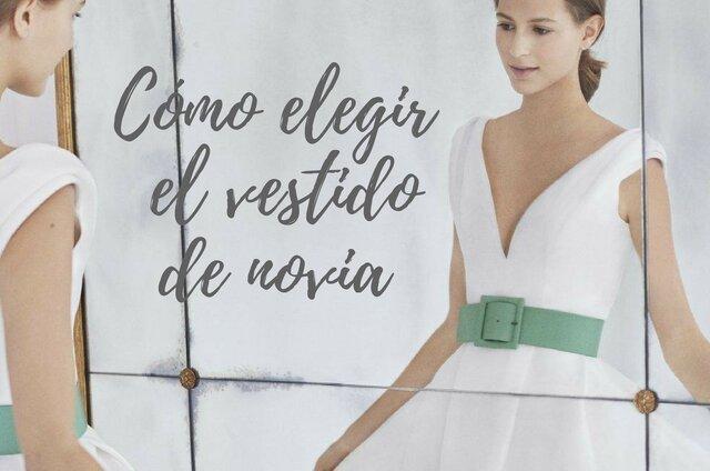 Cómo elegir el vestido de novia perfecto en cinco pasos. ¡Encuentra el mejor  diseño! 441fd8465b7