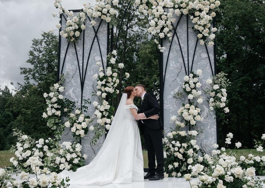 Тайна английского замка: свадьба Питера и Марии