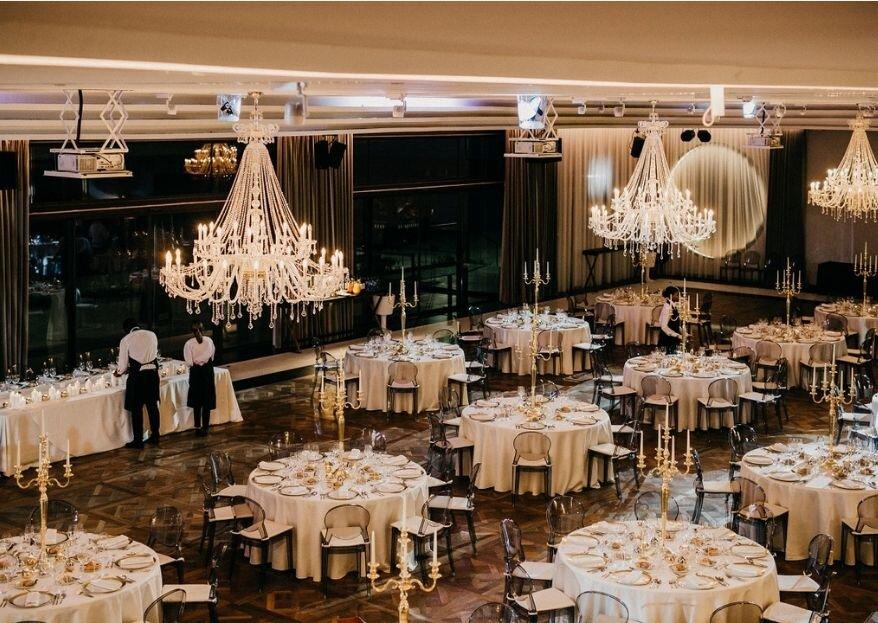 Os espaços com características singulares onde vai querer celebrar a sua data tão especial!