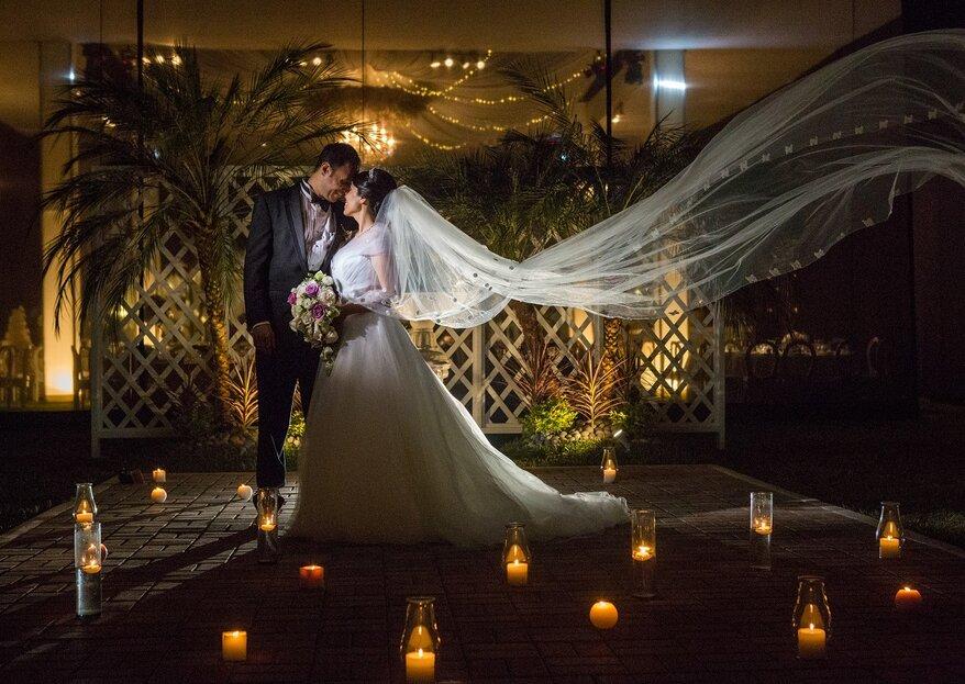 Una boda glamurosa en una locación campestre, conoce los encantos de Villa Milano