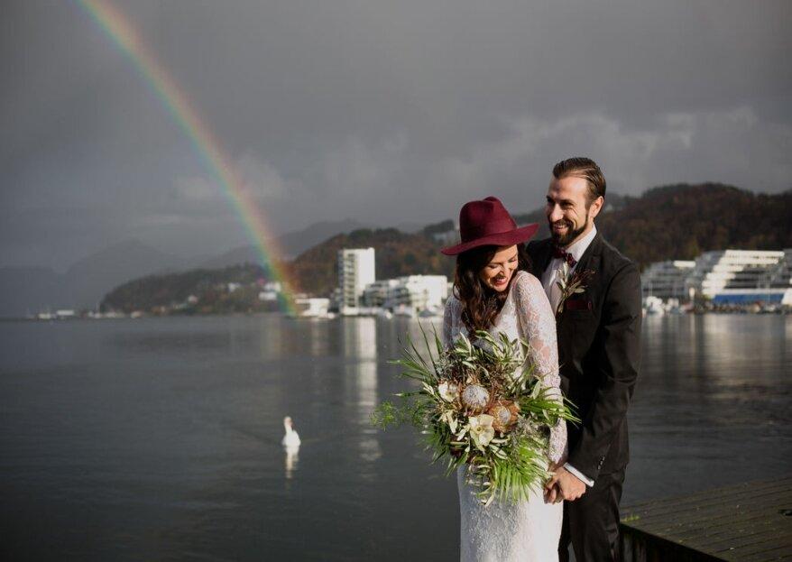 I consigli dei nostri fotografi per realizzare un reportage di nozze creativo e dinamico