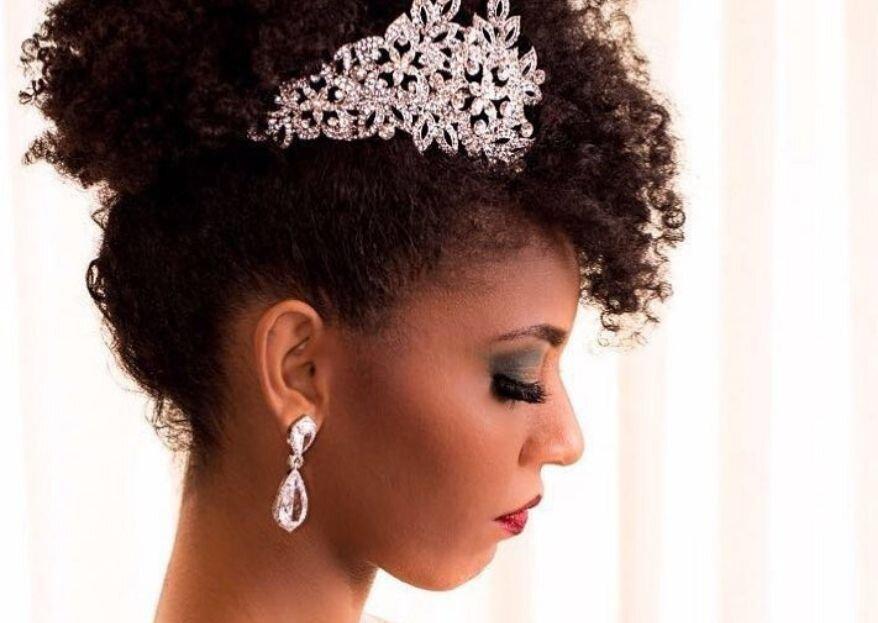 7 penteados únicos para te transformar em uma noiva diferente em seu grande dia!