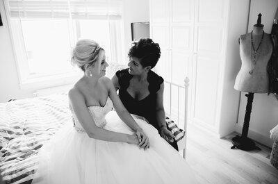 De bruiloft van Jeroen en Robin: wát een prachtig bruidspaar!