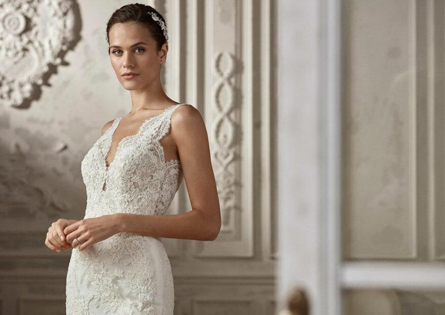 Fabíola Cardoso Noivas: um universo de possibilidades de vestidos de noiva em um único lugar!