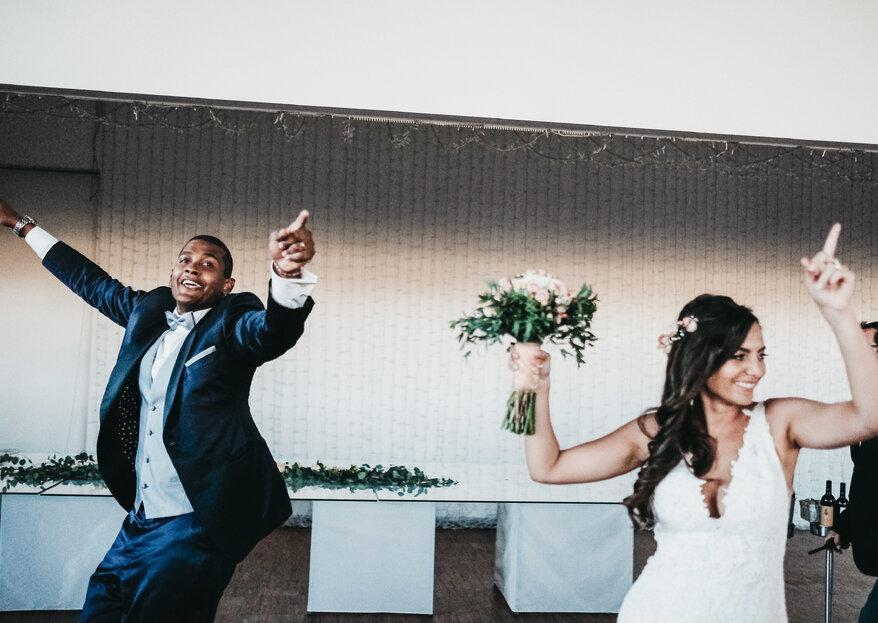 As 5 coreografias de casamentos 2017 com maior sucesso entre os nossos seguidores. Inspire-se para 2018!