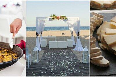 Los 9 mejores restaurantes de Valencia para celebrar tu boda