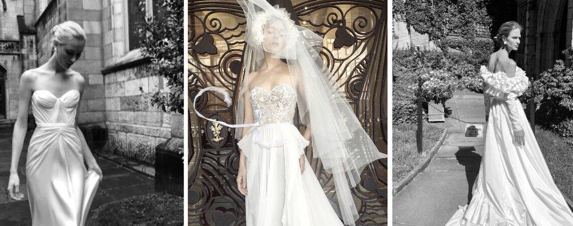 Alon Livné for Spring 2019: A Heavenly Collection for the Most Angelic Brides