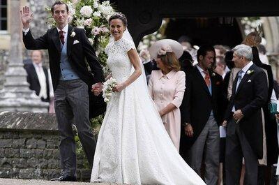 Effetto Pippa Middleton: i segreti per braccia perfette nel giorno del tuo matrimonio