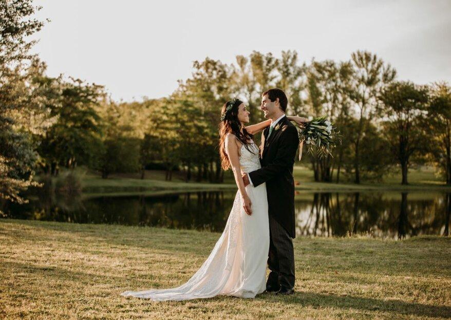 Las 10 ideas que darán de qué hablar en las bodas de 2020