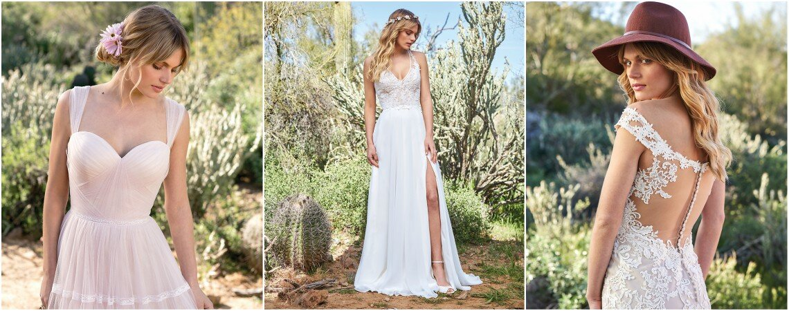 Lillian West: Be Inspired By The New Boho Collection For Brides