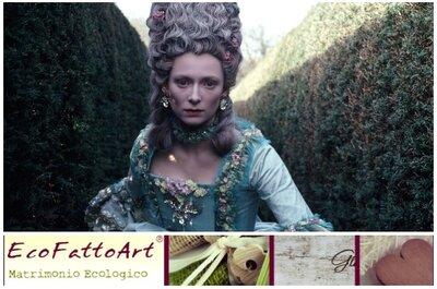 EcoFattoArt - la Natura nella Festa. Quando l'Amore si tinge di Verde