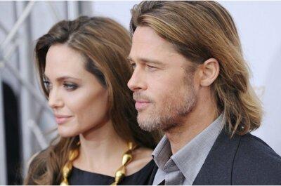 Não desanimem : o que aconteceu a Brad e Angelina não acontecerá convosco!