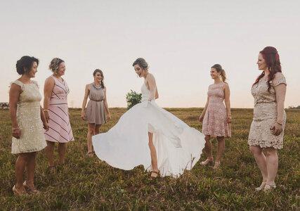 Como escolher o vestido de madrinha em 5 passos
