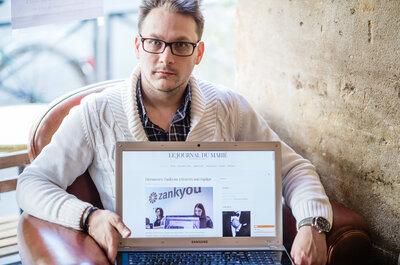 Interview avec Gregory du Journal du Marié : Le raffinement du Blogging Mariage pour Homme